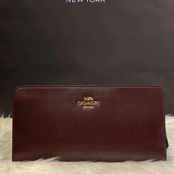 58586 - Coach Skinny Wallet